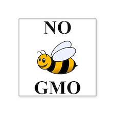 "Unique Genetically modified organism Square Sticker 3"" x 3"""