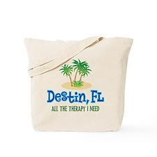 Destin Florida Therapy - Tote Bag