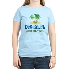 Destin Florida Therapy - T-Shirt