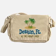 Destin Florida Therapy - Messenger Bag
