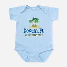 Destin Florida Therapy - Infant Bodysuit