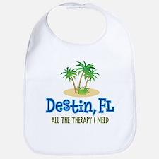 Destin Florida Therapy - Bib