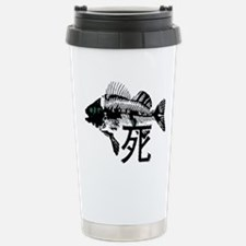 Pthalios Dead Fish Travel Mug