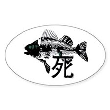 Pthalios Dead Fish Decal