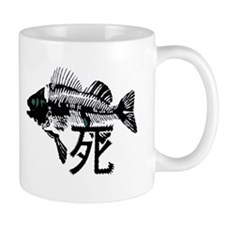 Pthalios Dead Fish Small Mug