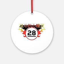 newelves2.psd Ornament (Round)