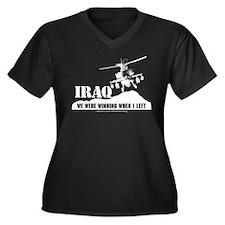 I1White Plus Size T-Shirt