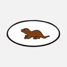 Cute Otter Patches