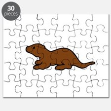 Cute Otter Puzzle