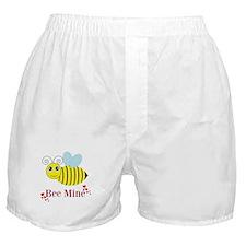 Bee Mine Honey Bee Boxer Shorts