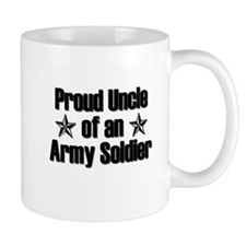 Proud Army Uncle Mugs