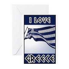 Unique Zeus Greeting Cards (Pk of 10)