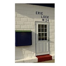 Erie Canal Postcards (Package of 8)