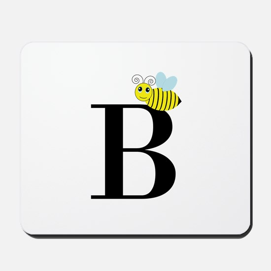 B is for Bee Mousepad