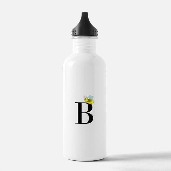 B is for Bee Water Bottle