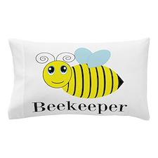 Beekeeper Honey Bee Pillow Case