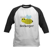Beekeeper Honey Bee Baseball Jersey