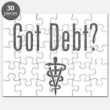 Cute Debt Puzzle