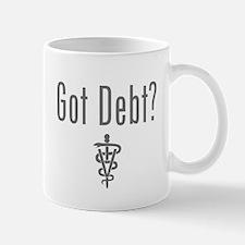 Unique Student loans Mug