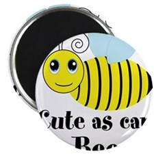Cute as can Bee Magnets