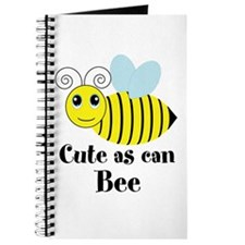 Cute as can Bee Journal
