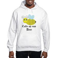 Cute as can Bee Hoodie