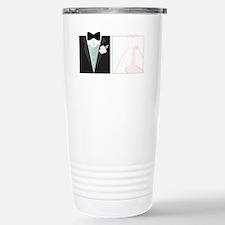Bride And Groom Travel Mug