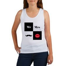 Mr and Mrs Women's Tank Top