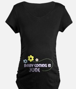 Due in June T-Shirt
