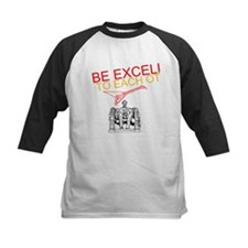 Be Excellent to Eachother Baseball Jersey