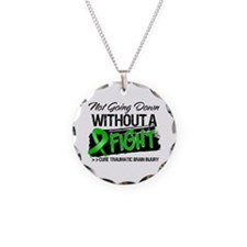 TBI Not Going Down Necklace