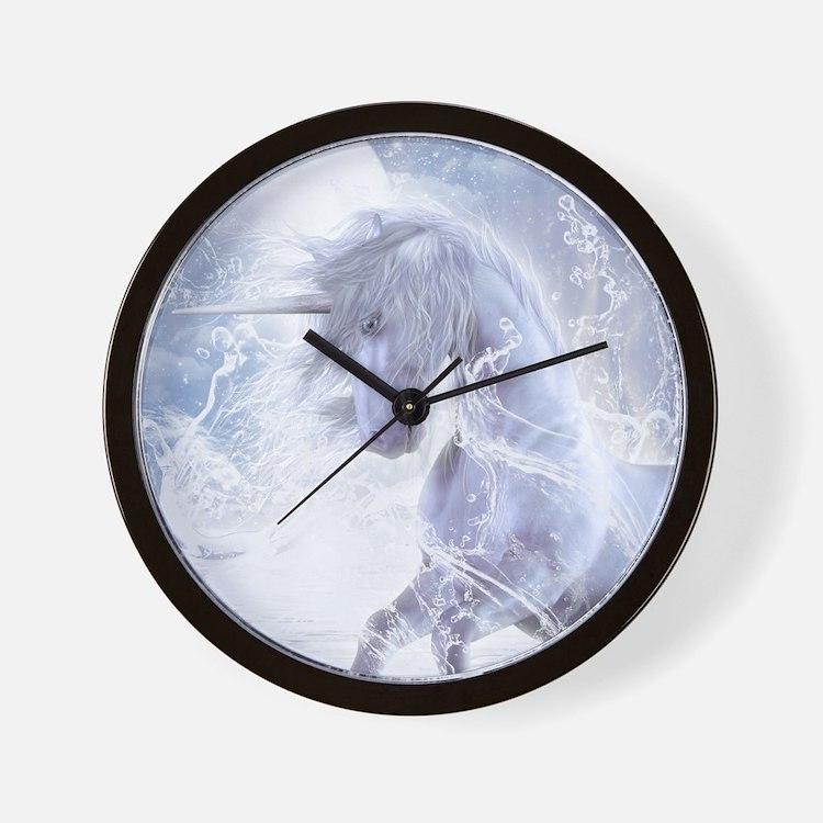 A Dream Of Unicorn Wall Clock