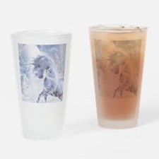 A Dream Of Unicorn Drinking Glass