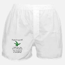 Always Be A Pterodactyl Boxer Shorts
