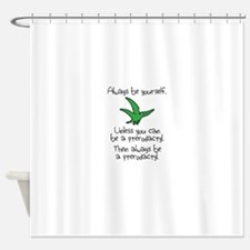 Always Be A Pterodactyl Shower Curtain