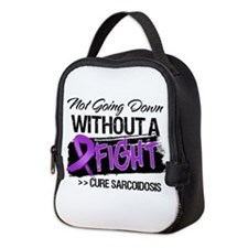 Cure Sarcoidosis Neoprene Lunch Bag