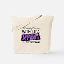 Cure Sarcoidosis Tote Bag
