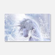 A Dream Of Unicorn Car Magnet 20 x 12