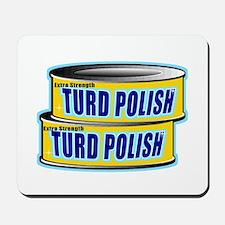 Turd Polish Mousepad