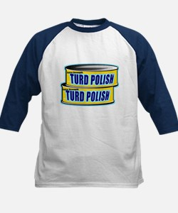 Turd Polish Kids Baseball Jersey