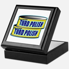 Turd Polish Keepsake Box