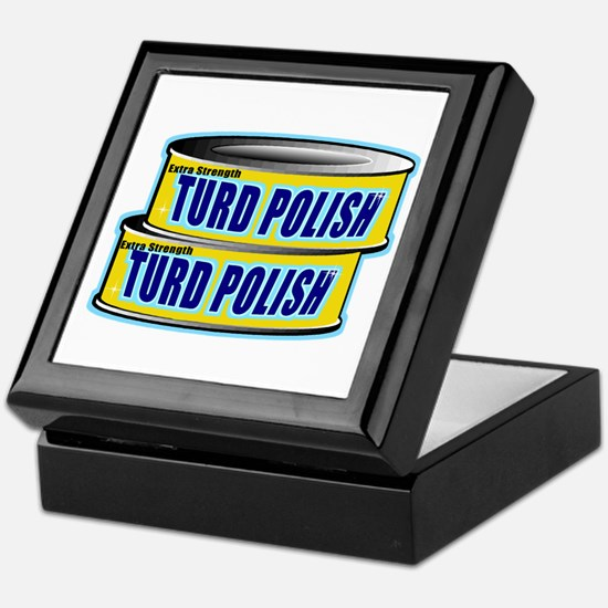 Turd Polish Keepsake Box