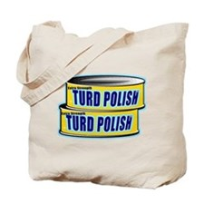 Turd Polish Tote Bag