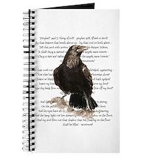 Edgar Allen Poe The Raven Poem Journal
