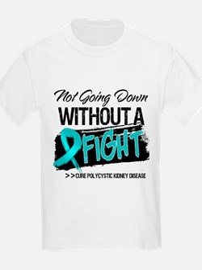 PKD Not Going Down T-Shirt