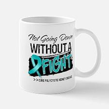 PKD Not Going Down Mug