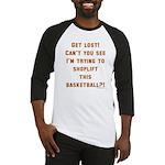 basketballthief Baseball Jersey