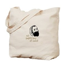 My Paper Boy of Choice Tote Bag