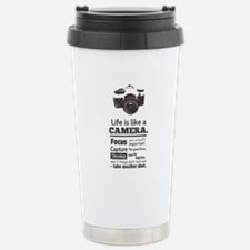 camera-grunge-quote Travel Mug