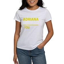 Unique Adriana Tee